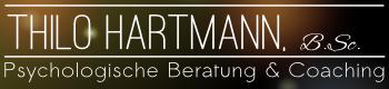Psychologische Beratung & Coaching - Thilo Hartmann, B.Sc.